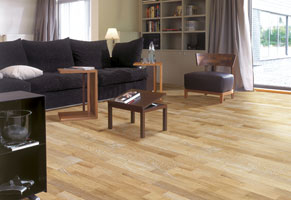 BerryAlloc Parquets Ecoforest Oak natural limed