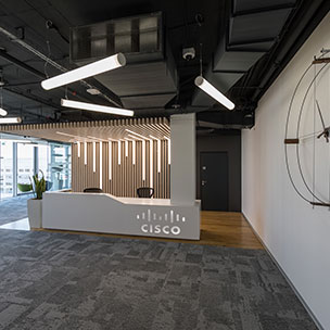 CISCO Bratislava Milliken Culture Canvas Street Art