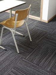 Modulyss In-groove carpet tiles