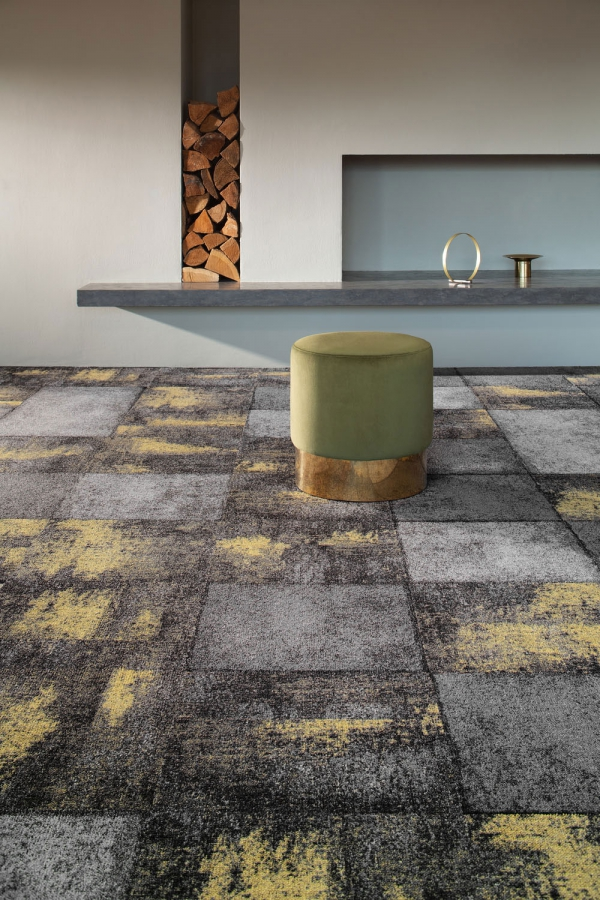 Katalog Kobercov 253 Ch čtverců Milliken Comfortable Concrete